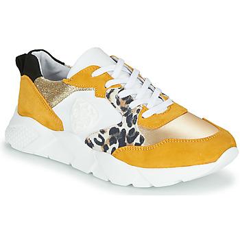 Zapatos Mujer Zapatillas bajas Philippe Morvan VIRGIL Amarillo / Blanco