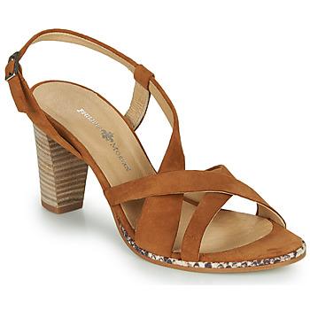 Zapatos Mujer Sandalias Philippe Morvan JUDE Marrón