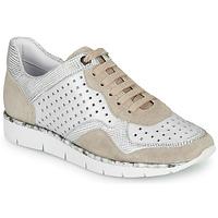 Zapatos Mujer Zapatillas bajas Regard JARD V4 CROSTA P STONE Blanco / Beige