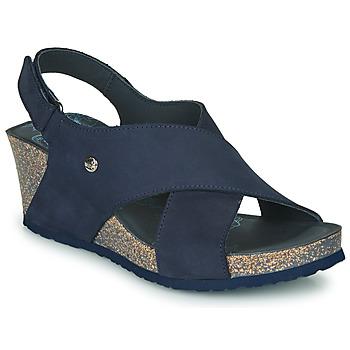 Zapatos Mujer Sandalias Panama Jack VALESKA Azul
