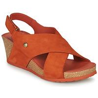 Zapatos Mujer Sandalias Panama Jack VALESKA Marrón