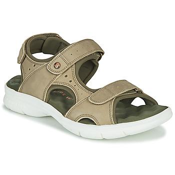 Zapatos Hombre Sandalias Panama Jack SALTON Verde