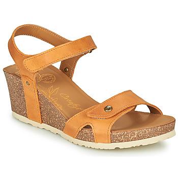 Zapatos Mujer Sandalias Panama Jack JULIA Amarillo