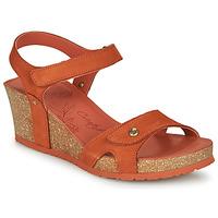 Zapatos Mujer Sandalias Panama Jack JULIA Marrón