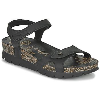 Zapatos Mujer Sandalias Panama Jack SULIA Negro