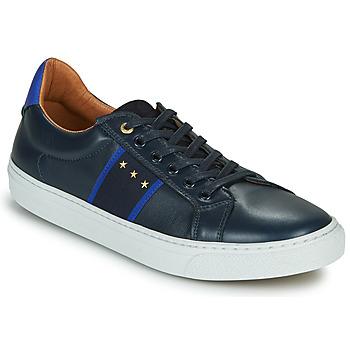 Zapatos Hombre Zapatillas bajas Pantofola d'Oro ZELO UOMO LOW Azul