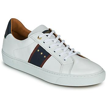 Zapatos Hombre Zapatillas bajas Pantofola d'Oro ZELO UOMO LOW Blanco