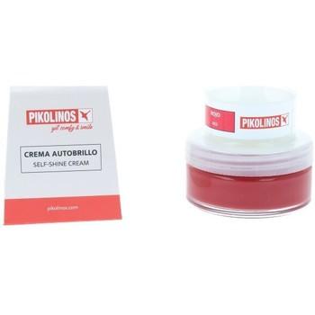 Accesorios Complementos de zapatos Pikolinos USC-C03 Crema Autobrillo de Limpieza Rojo
