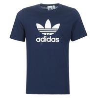 textil Hombre Camisetas manga corta adidas Originals ED4715 Marino