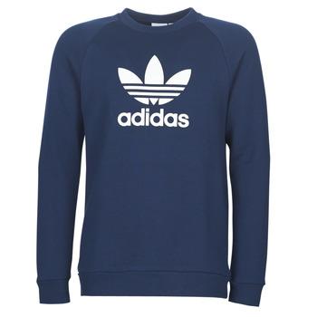 textil Hombre Camisetas manga larga adidas Originals ED5948 Marino