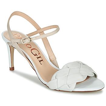 Zapatos Mujer Sandalias Paco Gil IBIZA MINA Blanco