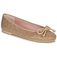 Zapatos Mujer Bailarinas-manoletinas Pretty Ballerinas BELLE SAND Oro