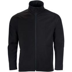 textil Hombre chaquetas de deporte Sols RACE MEN SOFTSHELL Negro