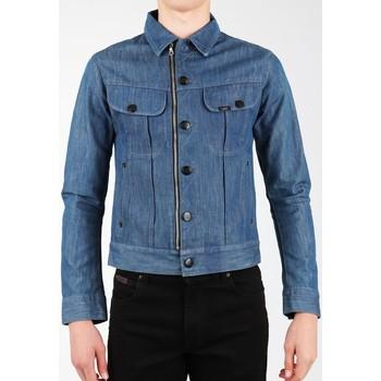 textil Hombre Chaquetas / Americana Lee X Biker Rider L887DNXE azul
