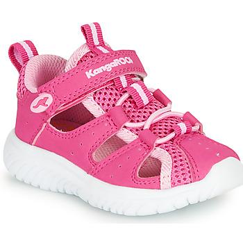 Zapatos Niña Sandalias Kangaroos KI-Rock Lite EV Rosa