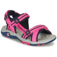 Zapatos Niña Sandalias Kangaroos K-LENI Rosa