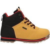 Zapatos Niños Botas Kappa 304IGF0 SPHYRENE Negro