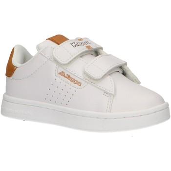 Zapatos Niños Multideporte Kappa 304NGJ0 TCHOURI Blanco
