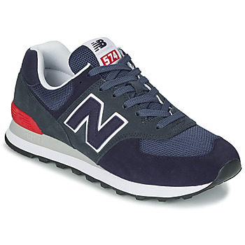 Zapatos Zapatillas bajas New Balance 574 Azul