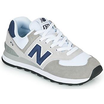 Zapatos Zapatillas bajas New Balance 574 Gris