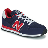 Zapatos Hombre Zapatillas bajas New Balance 500 Azul / Rojo