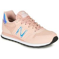 Zapatos Mujer Zapatillas bajas New Balance 500 Rosa