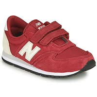 Zapatos Niños Zapatillas bajas New Balance 420 Rojo