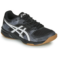 Zapatos Niños Sport Indoor Asics GEL-TACTIC 2 GS Negro / Blanco