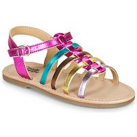 Zapatos Niña Sandalias Citrouille et Compagnie MAYANA Multicolor