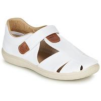 Zapatos Niño Sandalias Citrouille et Compagnie GUNCAL Blanco