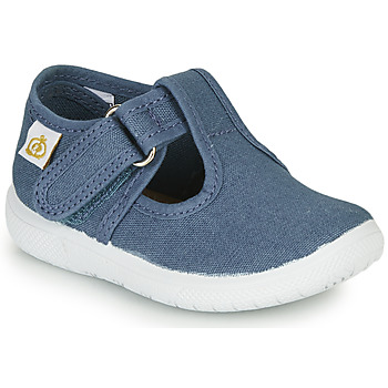 Zapatos Niños Bailarinas-manoletinas Citrouille et Compagnie MATITO Azul