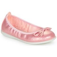 Zapatos Niña Bailarinas-manoletinas Citrouille et Compagnie INOBALI Rosa