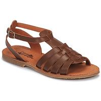 Zapatos Niña Sandalias Citrouille et Compagnie MINIBOU Marrón