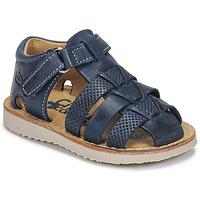 Zapatos Niño Sandalias Citrouille et Compagnie MISTIGRI Marino