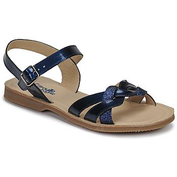 Zapatos Niña Sandalias Citrouille et Compagnie MADELLE Marino