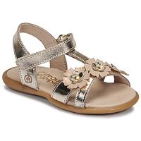 Zapatos Niña Sandalias Citrouille et Compagnie MARELLE Plata