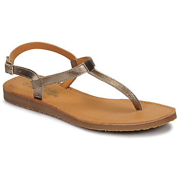 Zapatos Niña Chanclas Citrouille et Compagnie MIZZA Oro