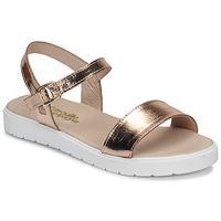Zapatos Niña Sandalias Citrouille et Compagnie GAPOTI Bronce