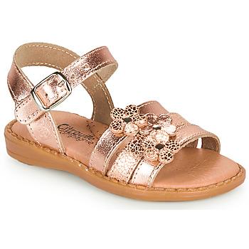 Zapatos Niña Sandalias Citrouille et Compagnie KATAGUE Bronce