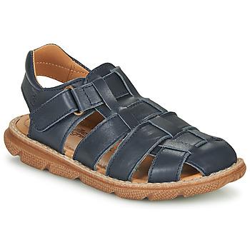Zapatos Niño Sandalias Citrouille et Compagnie GLENO Marino