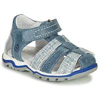 Zapatos Niño Sandalias Citrouille et Compagnie MARIOL Gris