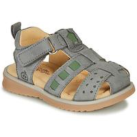 Zapatos Niño Sandalias Citrouille et Compagnie MERKO Kaki
