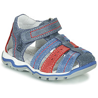Zapatos Niño Sandalias Citrouille et Compagnie MARIDO Azul