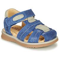 Zapatos Niño Sandalias Citrouille et Compagnie MABILOU Azul