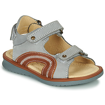 Zapatos Niño Sandalias Citrouille et Compagnie MASTIKO Gris