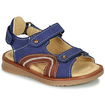 Zapatos Niño Sandalias Citrouille et Compagnie MASTIKO Azul