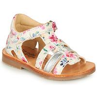 Zapatos Niña Sandalias Citrouille et Compagnie MIDINA Multicolor