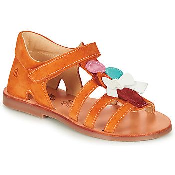 Zapatos Niña Sandalias Citrouille et Compagnie MIETTE Naranja