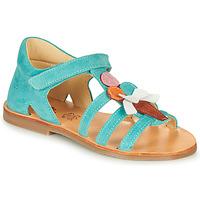 Zapatos Niña Sandalias Citrouille et Compagnie MIETTE Verde