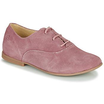 Zapatos Niña Derbie Citrouille et Compagnie MISTI Rosa